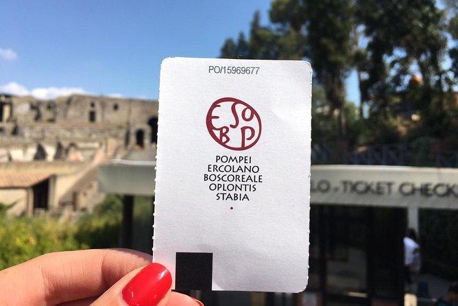 Skip the Line: Herculaneum Ruins Ticket