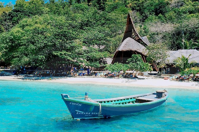 Relax and Snorkel on Koh Racha Yai and on Banana Beach, Koh Hey Island