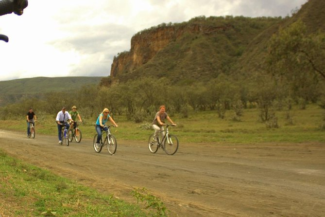 Day trip to Hells gate National Park