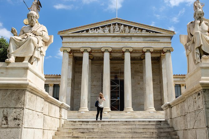A Neoclassical Capital: Discover architectural gems on this audio walking tour