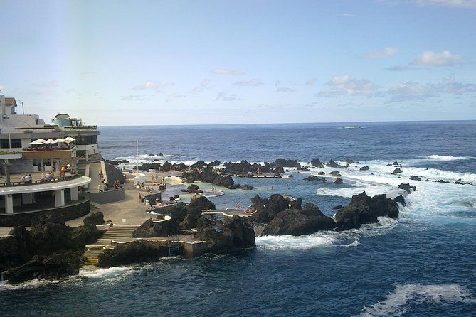 Madeira package 2 full days + 1 half day excursions