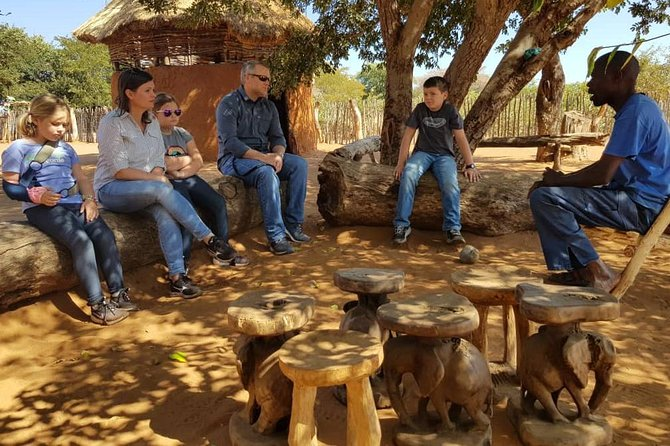 A Day Tour of an African Traditional Village
