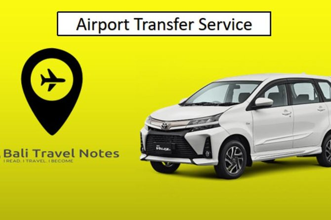 Airport Transfer to UBUD