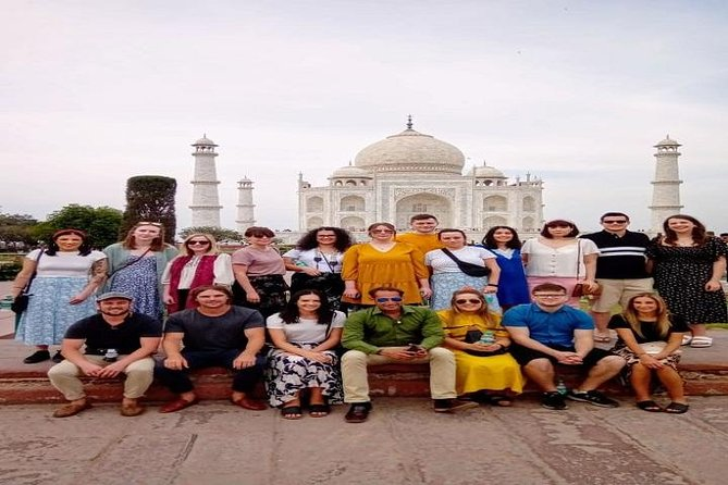 Same Day Taj Mahal Private Tour from Delhi by Car