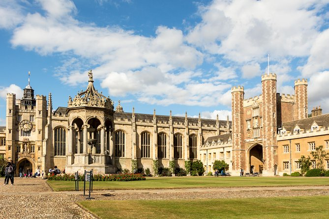 Cambridge Colleges Audio Tour: The Historic Centre's Classic Sights