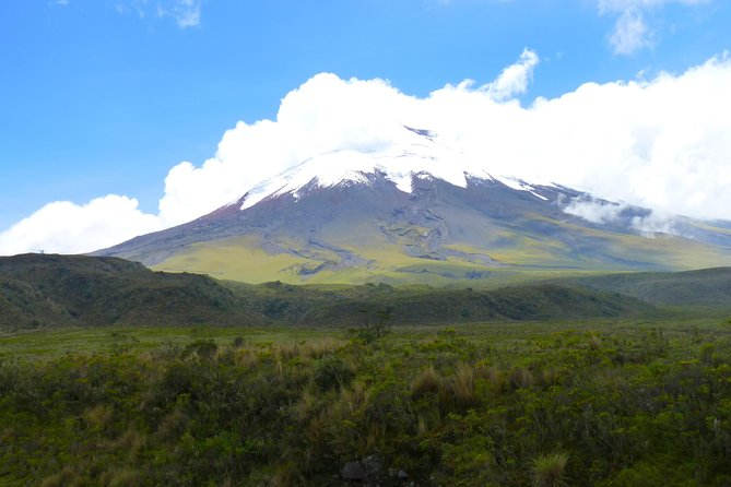 """Cotopaxi and the Middle of the World in One Day - """"Small Group"""""""