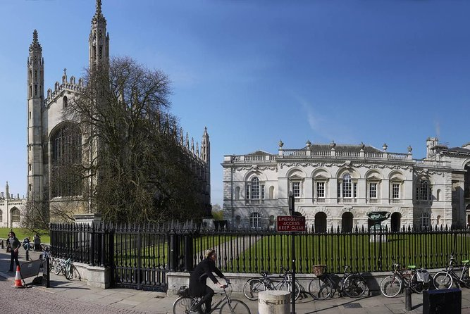 Cambridge Colleges: Explore their hidden gems on this walking audio tour photo 4