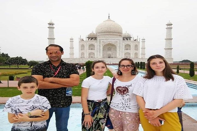 Taj Mahal and Agra Full Day Private Tour from Agra