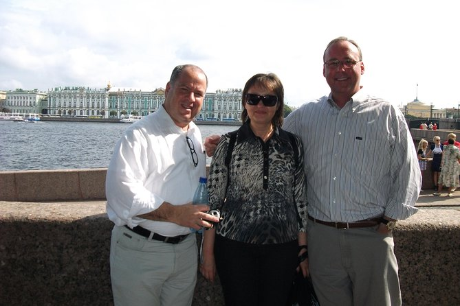 The Highlights of Saint Petersburg. City Tour with private guide and driver.