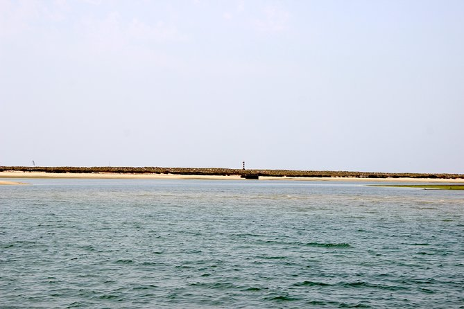 Ilha Deserta and Farol Island: a small group boat trip in Ria Formosa from Faro