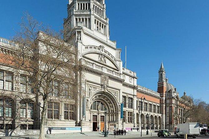 Privat Victoria & Albert Museum Tour: Største kunst- og håndværkssamling