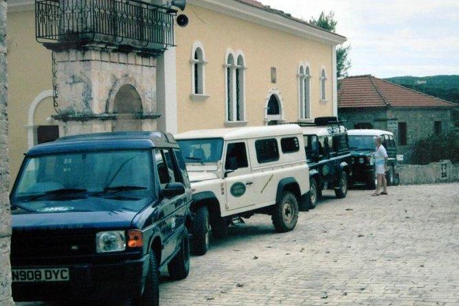 Jeep Safari through the island