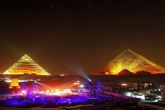 Sound and Light Show at Giza Pyramids photo 16