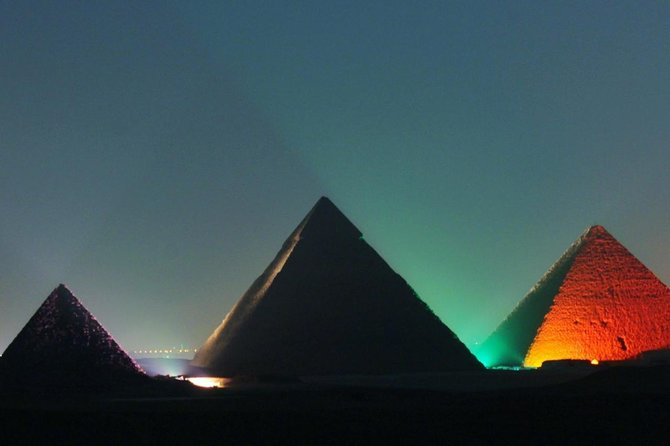 Sound and Light Show at Giza Pyramids photo 8