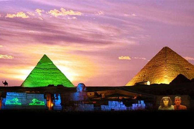 Sound and Light Show at Giza Pyramids photo 14