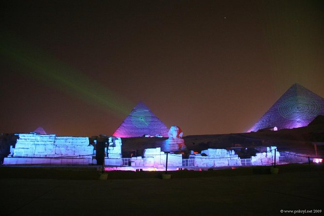 Sound and Light Show at Giza Pyramids photo 11