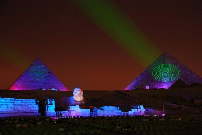 Sound and Light Show at Giza Pyramids photo 9