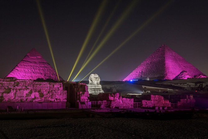 Sound and Light Show at Giza Pyramids photo 12