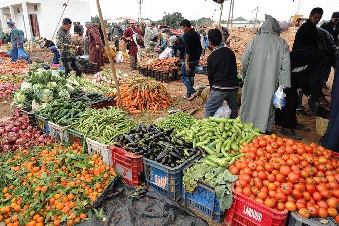 Essaouira Tour - Half day visit to berber market