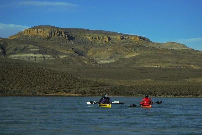 Full day kayaking in Río La Leona - Calafate