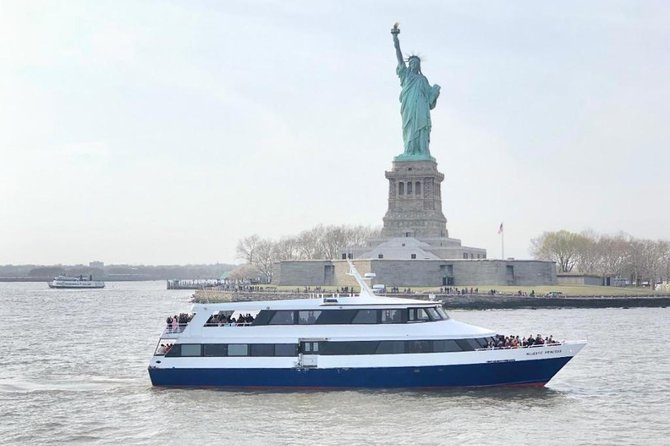 OPENED: New York City Sky Line & Statue of Liberty Sightseeing Cruise Pier 36