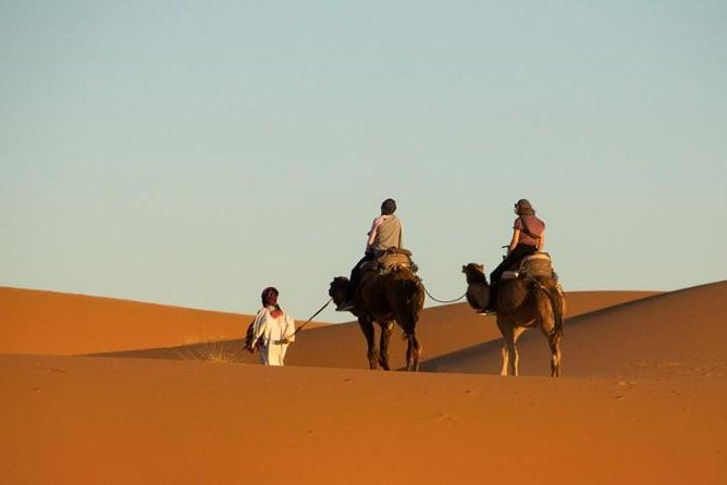 3 Days From Marrakech,Dades Gorges,Merzouga Desert,Camel Ride,Desert Tent,To Fes