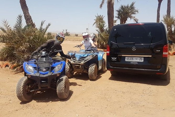Quad Biking and Camel Riding Tour Marrakech