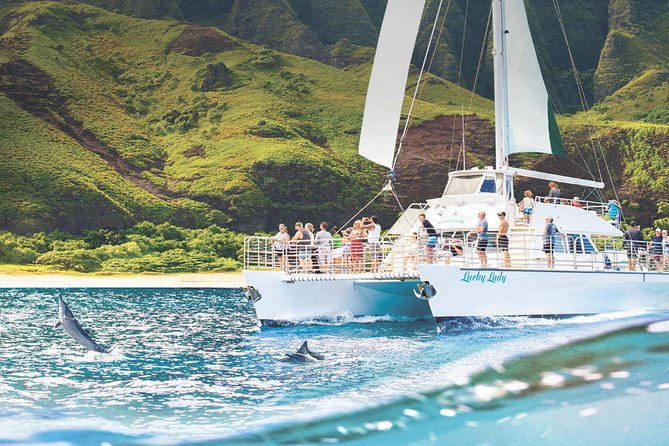 LUCKY LADY - Deluxe Na Pali Morning Snorkel Tour