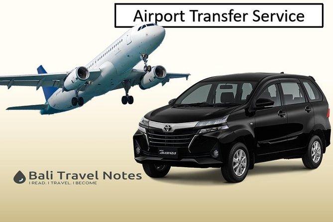 Airport Transfer to Canggu, Petitenget, Seminyak