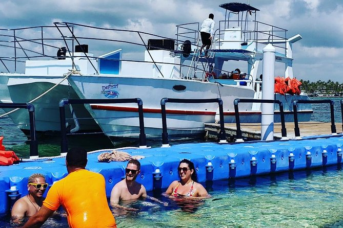 Party Boat con Snorkeling