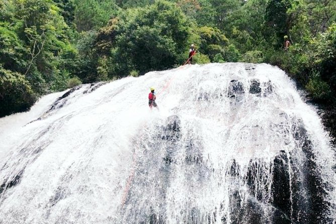 Full-Day Canyoning Tour with Datanla Falls Rappelling