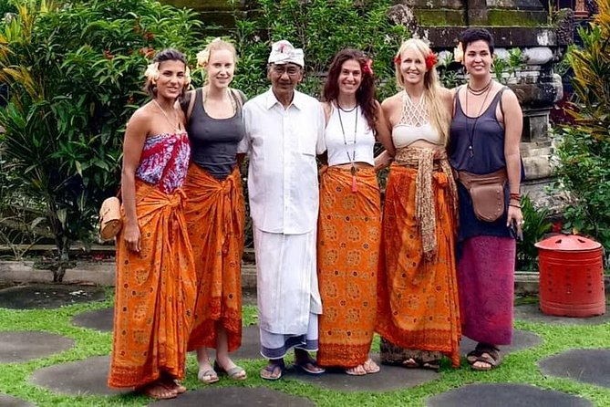 1 Day 'Eat Pray & Culture' in Ubud, Bali