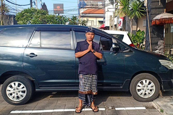 Best Private Bali Car Hire with Driver