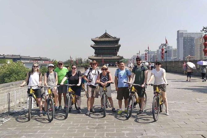 3 Hours Xi'an Biking and Calligraphy Class