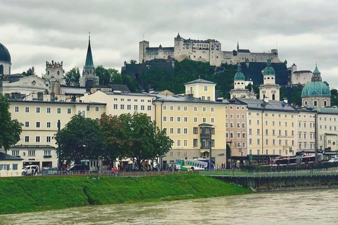 The Best of Salzburg Walking Tour