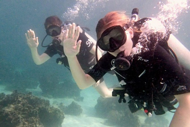 Extend your diving limits in 2 days - PADI Advanced Diver Course