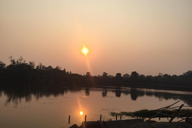 Angkor Wat Sunrise photo 2