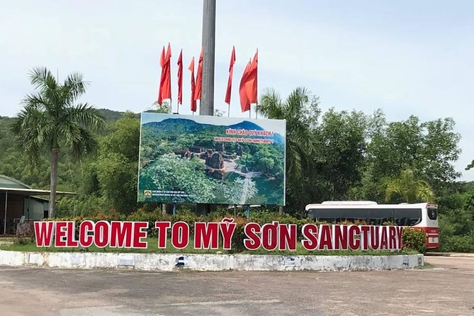 Da Nang to My Son Sanctuary to Hoi An one day tour with Local Guide