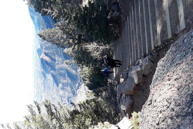 Manitou Springs Incline Private Tour