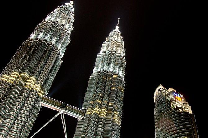 Best of Kuala Lumpur 14 Hrs Flexible Van Tour from Melaka