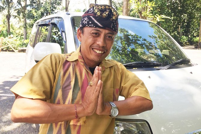 1 DAY【8 hour Private Car Charter】Provide the comfort and pleasure of tour.An unforgettable day for you in Bali with a friendly and experienced guide driver.