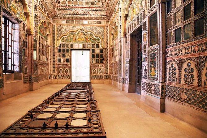 Explore Mehrangarh Fort, Jodhpur - A Guided Visit
