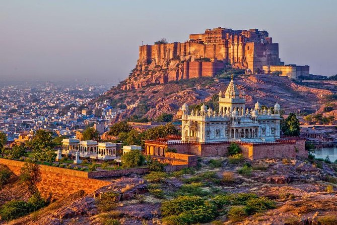 Explore Jodhpur City in a Tuk-Tuk - A Guided Private Tour