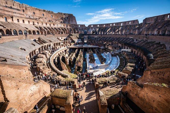 VIP Colosseum Underground Tour