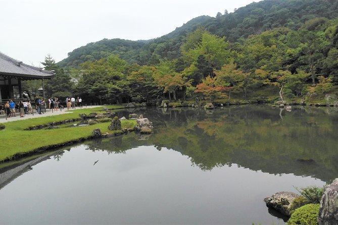 Kyoto Stunning Japanese Gardens Tour