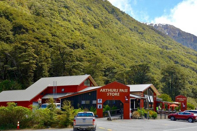 Lyttelton Port to Arthurs Pass - LOTR - FULL day cruise Excursion upto 5 ppl