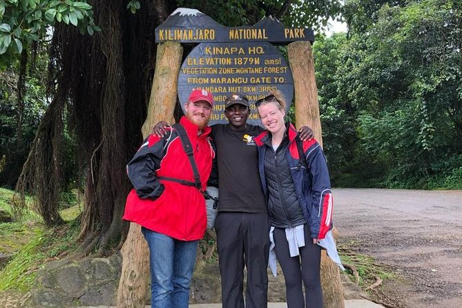 1 Day tour Hiking Mount Kilimanjaro through Marangu Route