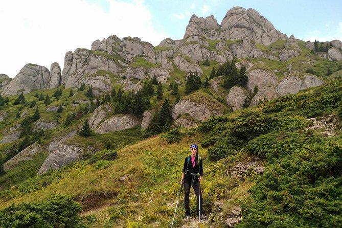 1 day hike to Ciucas Peak (1954m)