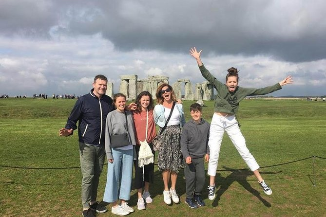 Stonehenge & Bath Private Day Tour from London