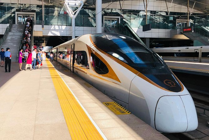 Private Day Trip To Baoding from Beijing by Bullet Train